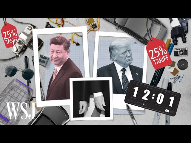 The U.S. Increases Tariffs and China Threatens Retaliation