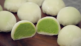 Mochi Ice Cream [Matcha]