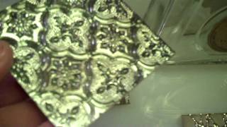 Antique Mirror Glass, Mirrored Pattern Glass, Mirrored Ruby Glass & More