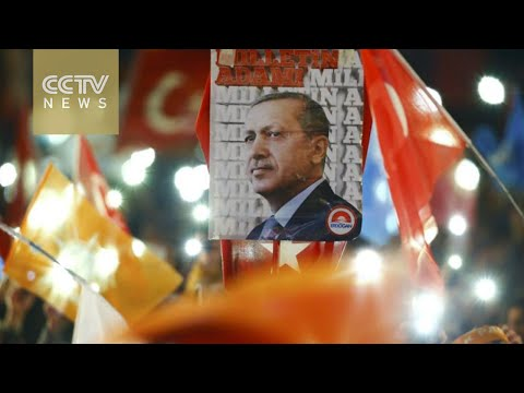 Turkey's ruling party wins parliamentary election