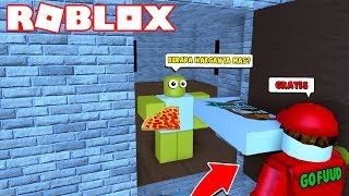 STOP NGEYOUTUBE SO ANTER ARTISAN PIZZA?! Roblox-Indonesia #1