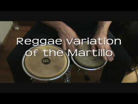 Bongo Demo for Beginners (Reggae)