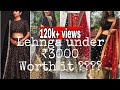 Wedding Lehnga haul | mirraw.com