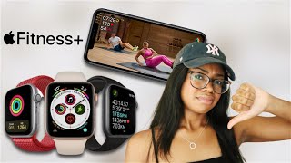 Apple Fitness Plus + Apple Watch Series 6 Overview (YIKES!)