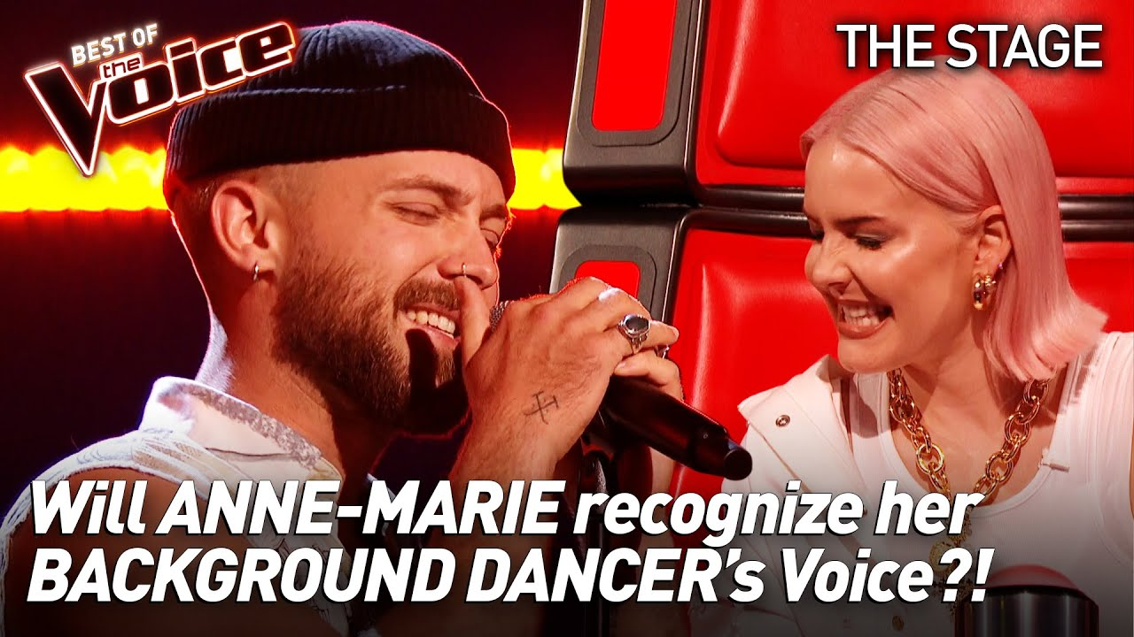 Sweeney sings 'Bad Blood' by NAO | The Voice Stage #48