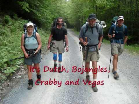 Rodeos' Appalachian Trail Thru-Hike 2008