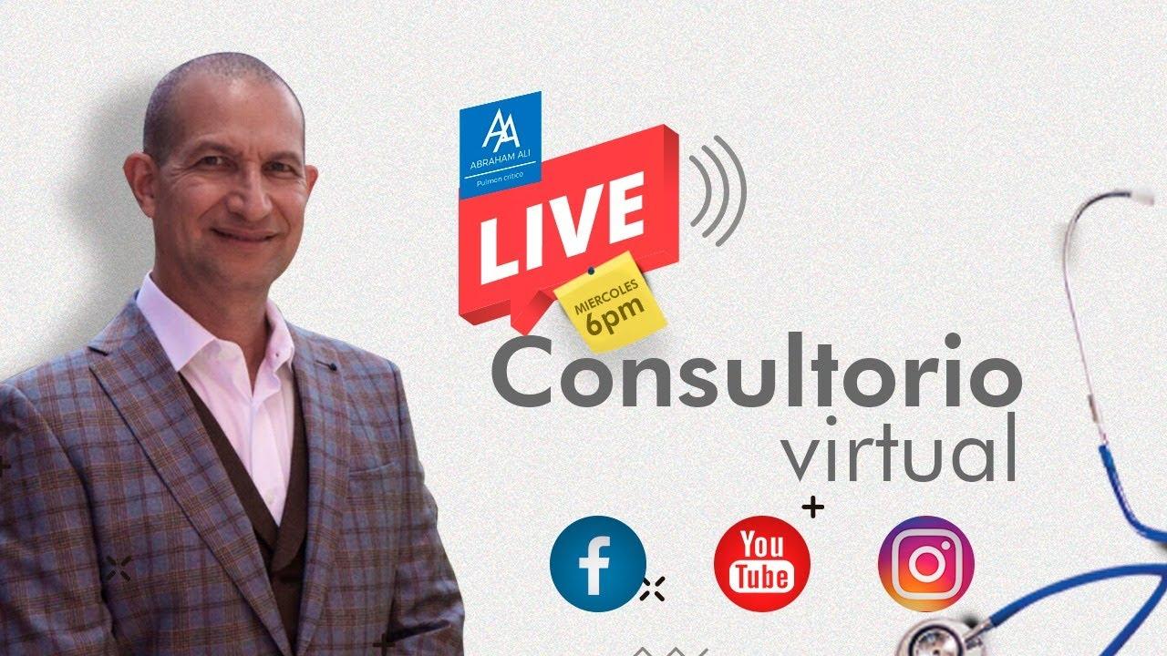 Preguntas sobre Salud Respiratoria 😷 Consultorio Virtual Dr. Abraham Alí