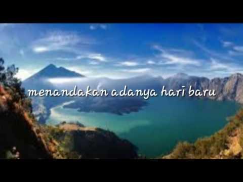 Puisi Keindahan alam di indonesia