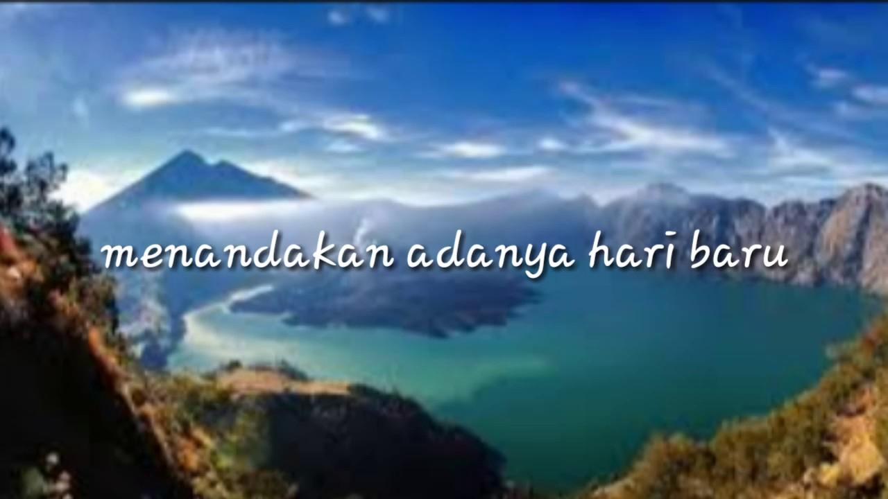Puisi Keindahan Alam Di Indonesia Youtube