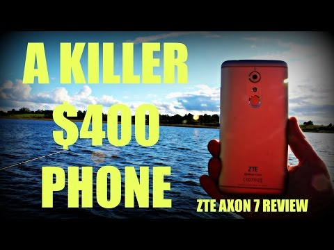ZTE Axon 7 Review - A Killer Flagship $400 Smartphone!