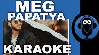 Meg - Papatya / KARAOKE / Sözleri / Lyrics / Beat /  Fon Müziği ( COVER )