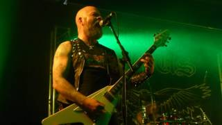 Grand Magus - Steel Versus Steel & Forged In Iron - Crowned In Steel, Live In Keighley, UK, 13th May