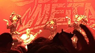 Babymetal - Megitsune Live @ Boston House of Blues 5/5/16
