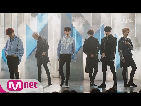 [GOT7 - NEVER EVER] Comeback Stage   M COUNTDOWN 170316 EP.515