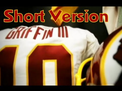 RG3 - The Thriller (Short Version) - 2012 Rookie Season Highlights