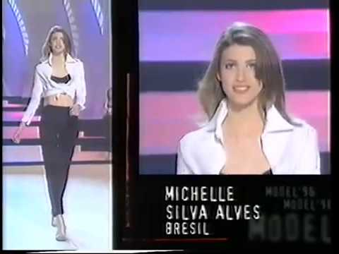 Michelle Alves - Elite Look of The Year 1996 Contestant