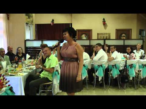 Песня мамы на свадьбе сына.