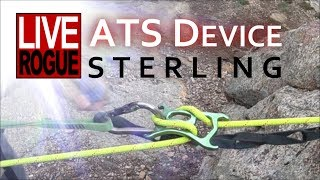 ATS Device | Canyoneering Rappel Device
