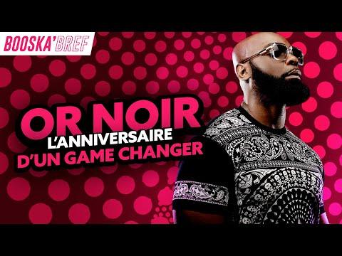 Youtube: Or noir, l'anniversaire d'un Game Changer!