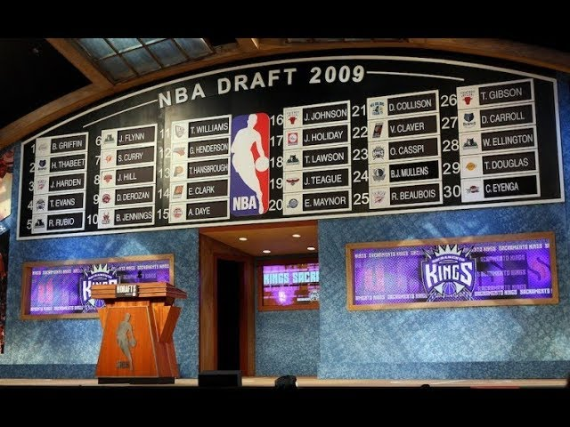 B.S Report - 2009 NBA Draft (2009.06.23) - YouTube