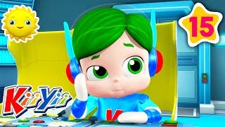 Be Kind to Each Other Song + Many More! | #NurseryRhymes | #KiiYii | Little Baby Morning