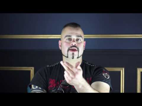 "Video interview with Joakim Brodén from Sabaton for ""The last stand"" album"
