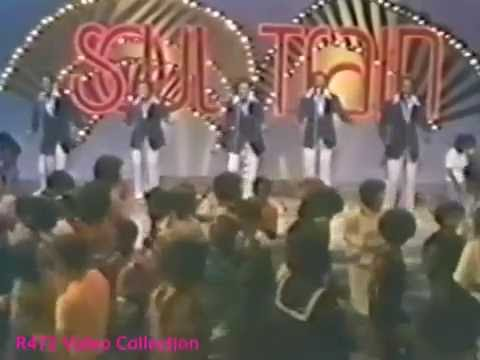 The Spinners - They Just Can't Stop It (SoulTrain:1975) Remastered