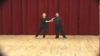 Bronze Samba - Criss Cross Voltas- Shadow Bota Fogos -Maypole Dance Lesson