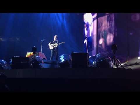 Ed Sheeran - Photograph (Live) [Melbourne Concert 2018]