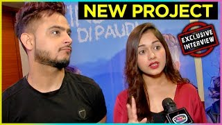 Jannat Zubair Talks About Her New Project And Comeback On TV EXCLUSIVE INTERVIEW