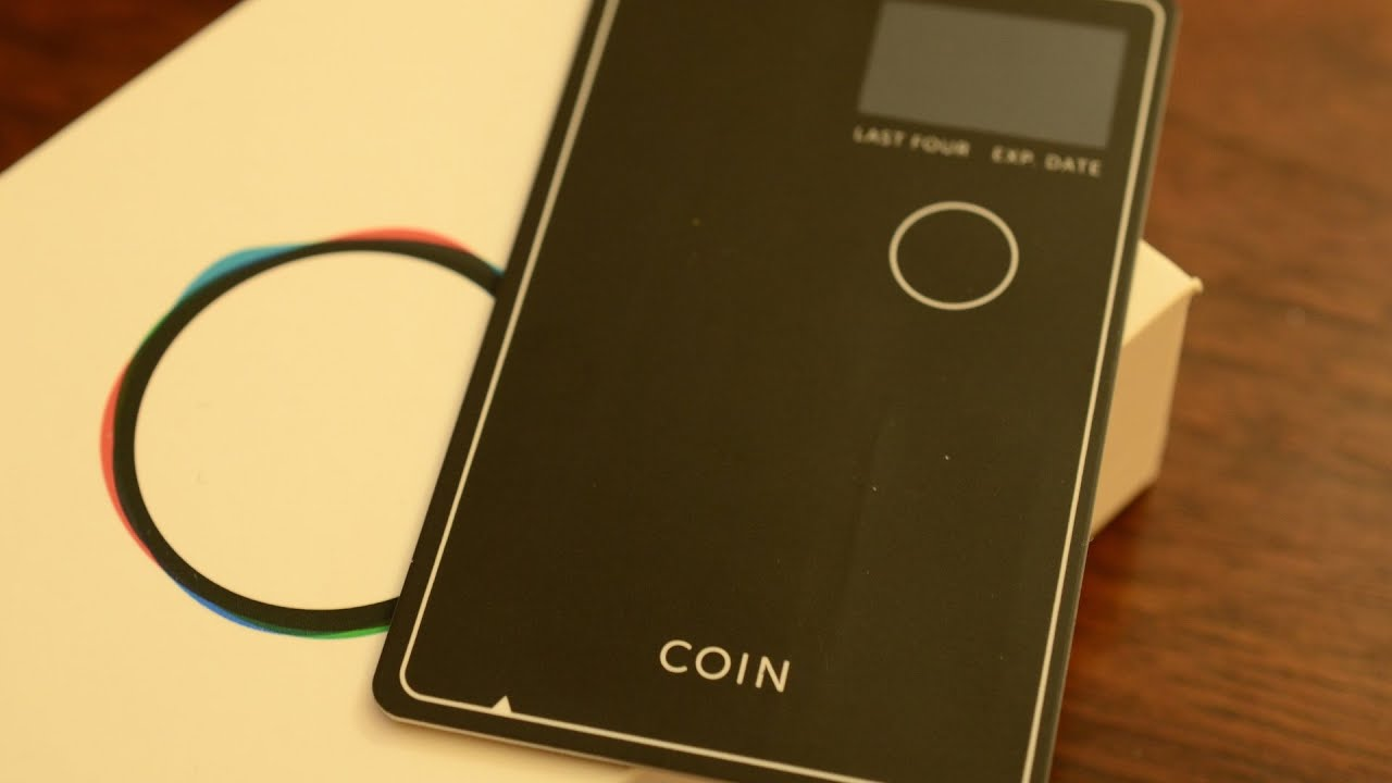 COIN Universal Bluetooth Credit Card [Review]