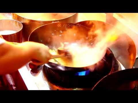 How to Cook Fried Noodles in Chinese Wok Properly |HOw to cook| how to cook chiness food|