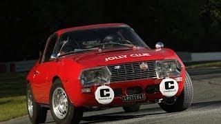 #921. Лучшие авто - Lancia Fulvia