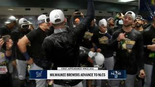 Counsell's speech to Brewers after NLDS win