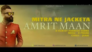 Pake Mitra Ne Jacketa Lightaa Waliyan AMRIT MANN Full Song Official BB KI VINES