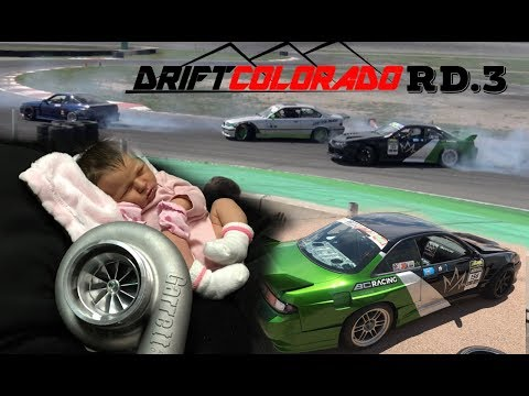 Drift Colorado Rd.3 | Baby's first drift event!