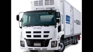 ISUZU  曲「いすゞのトラック」