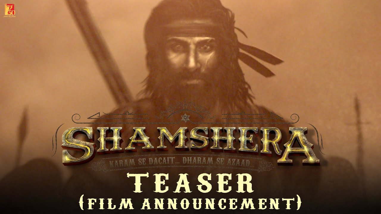 Image result for Shamshera