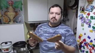 Лайф Хак: Как сделать из чёрного старого хлеба, вкусняшку.