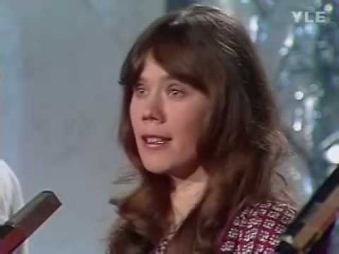 Anki Lindqvist & Cumulus: Syyslaulu (live 1978)