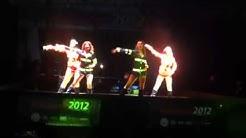 Tanssiryhmä Tigers Korjaamo2012-messuilla