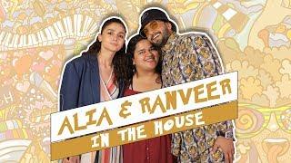 Ranveer Singh and Alia Bhatt Interview | Gully Boy | MissMalini
