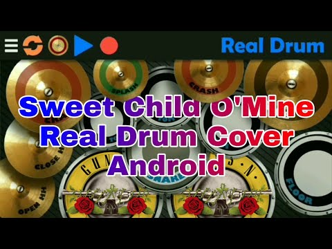Sweet Child O' Mine - Real Drum Cover Android