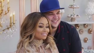 Rob Kardashian & Blac Chyna Share DRAMA-FILLED First Look At Dream's Delivery Special