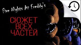 Five Nights At Freddy's Сюжет/История [ С Кулом ] #1