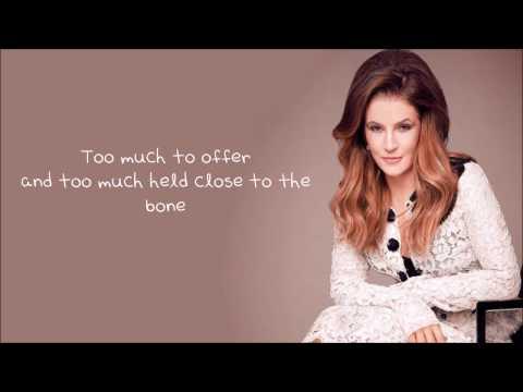 Lisa Marie Presley - Storm & Grace (Lyrics)