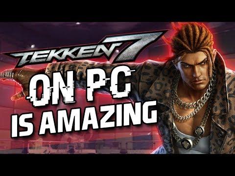 Tekken 7 On PC Is Amazing!
