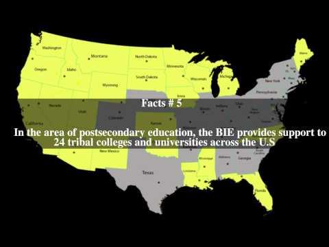 Bureau of Indian Education Top # 8 Facts