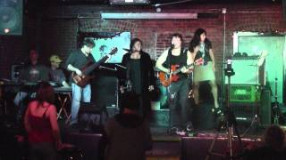 DEADZONE Presents The Moonlighters at Tobacco Road 11-25-11 : Hard To Handle