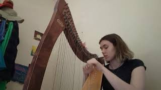 How Long Will I Love You - Bristol Harpist